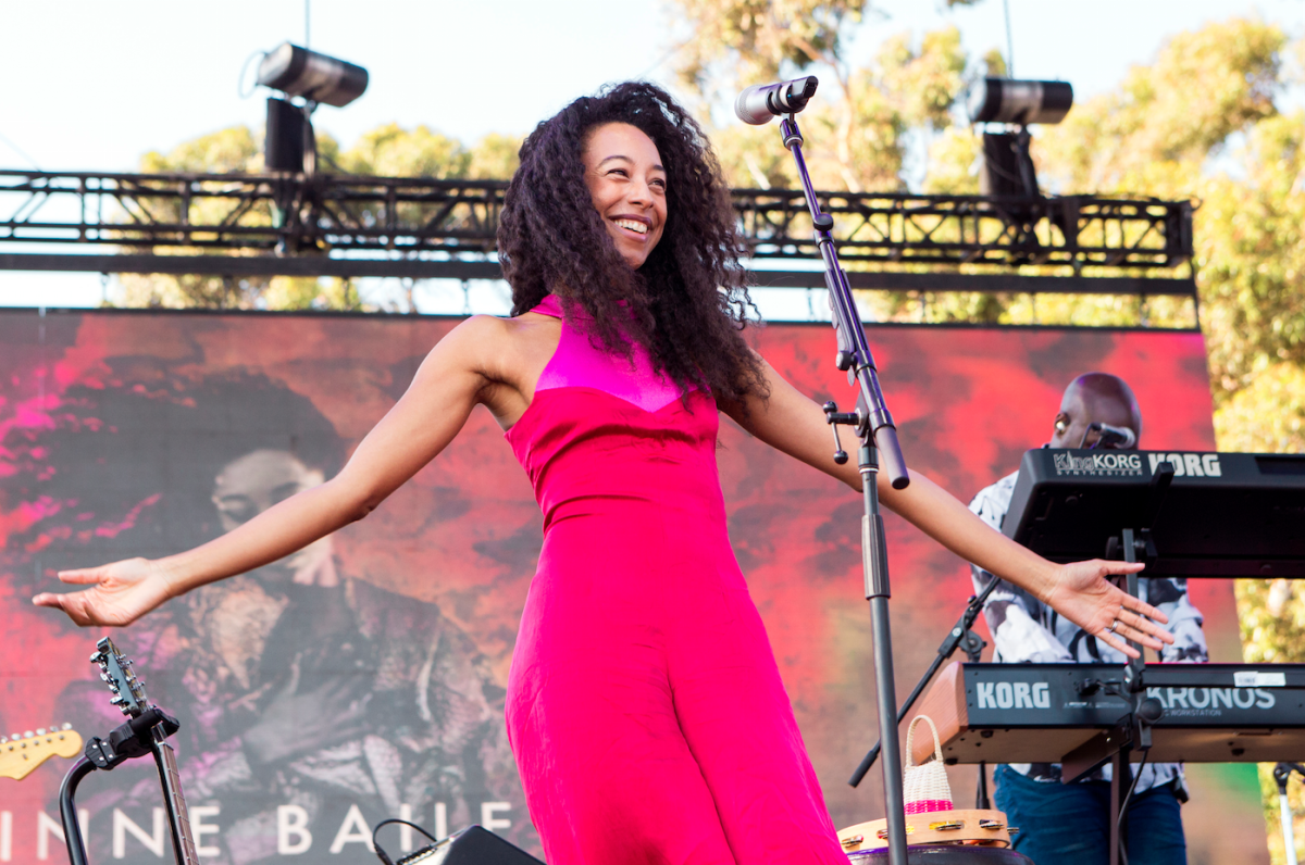 Corinne Bailey Rae is a British singer-songwriter and guitarist from Leeds, who released her debut album in February 2006.