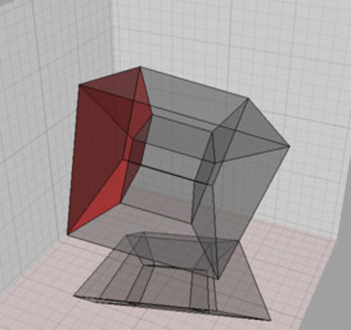 A hyper Cube