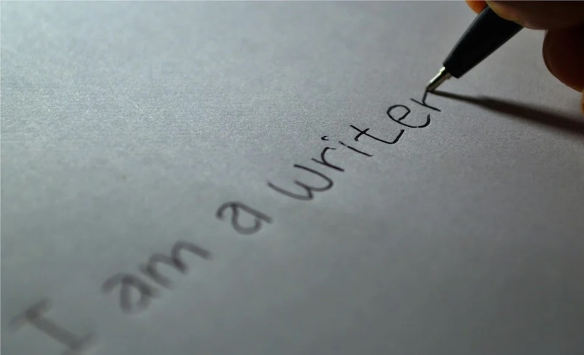 Writing Advice From The Experts - Part 1