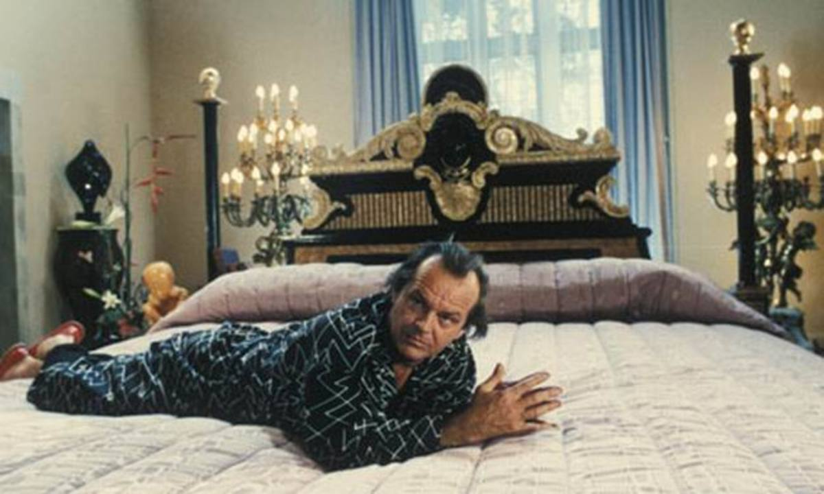 Jack Nicholson in The Witches of Eastwick (1987)