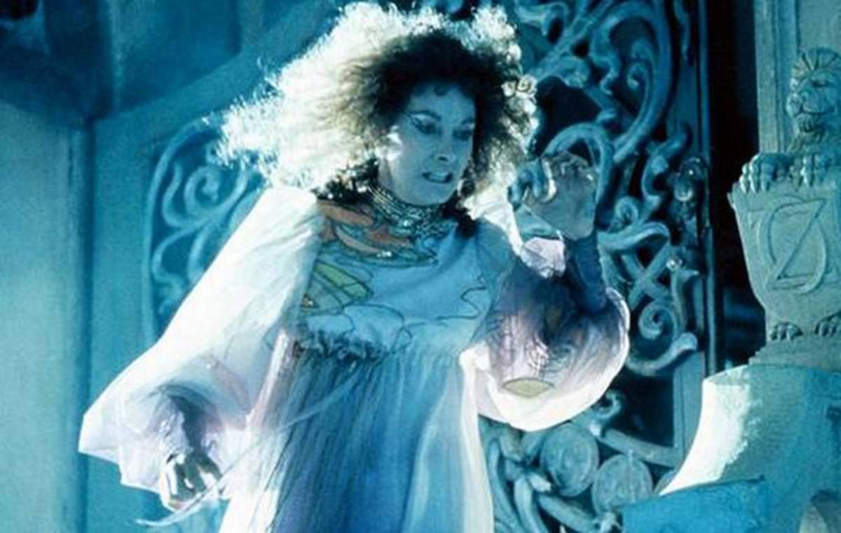 Jean Marsh in Return to Oz (1985)