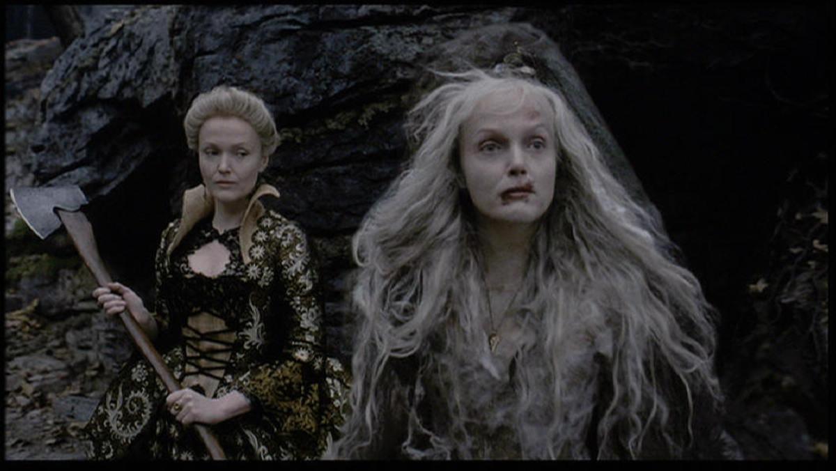 Miranda Richardson in Sleepy Hollow (1999)