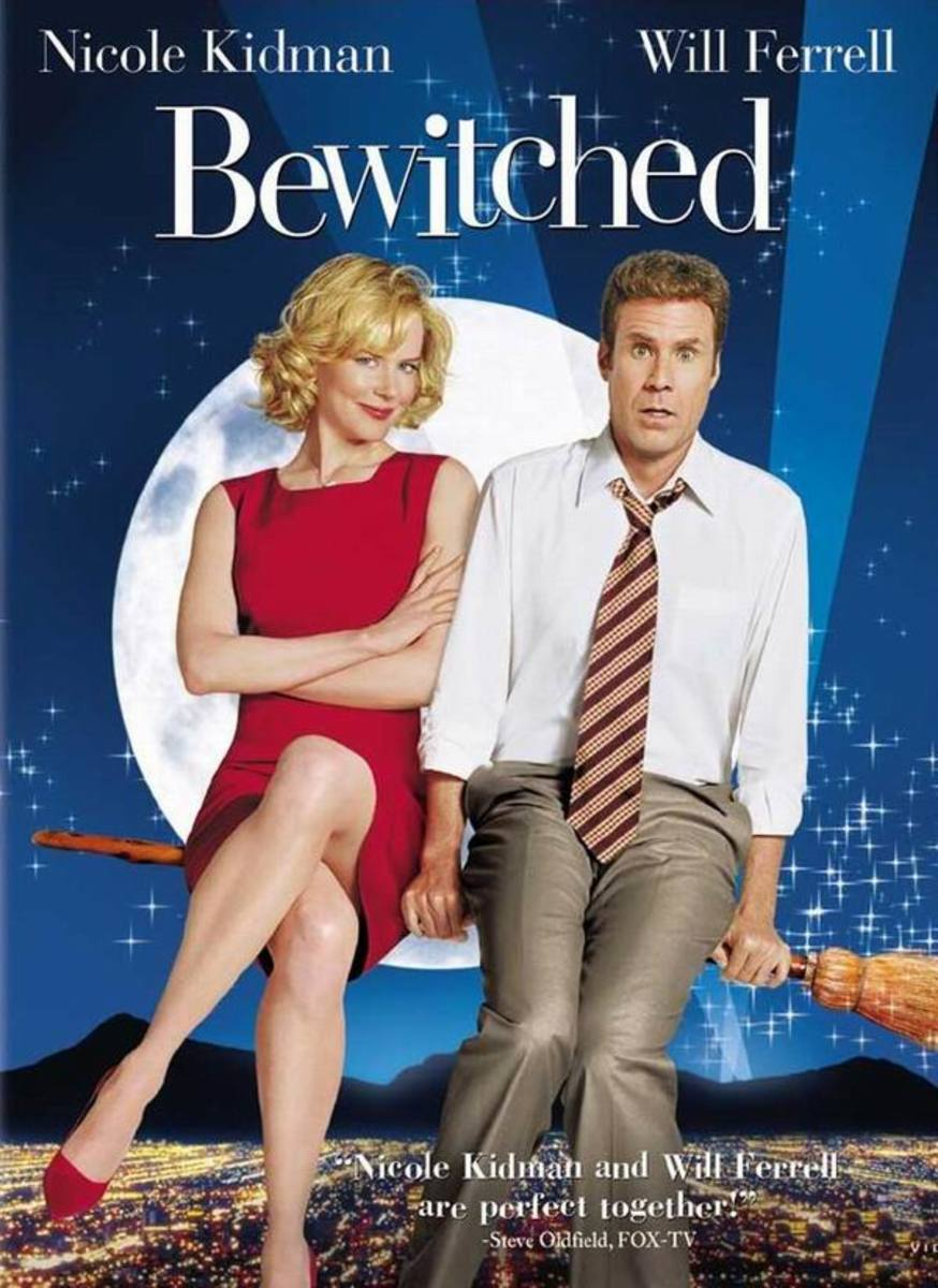 Bewitched (2005) poster