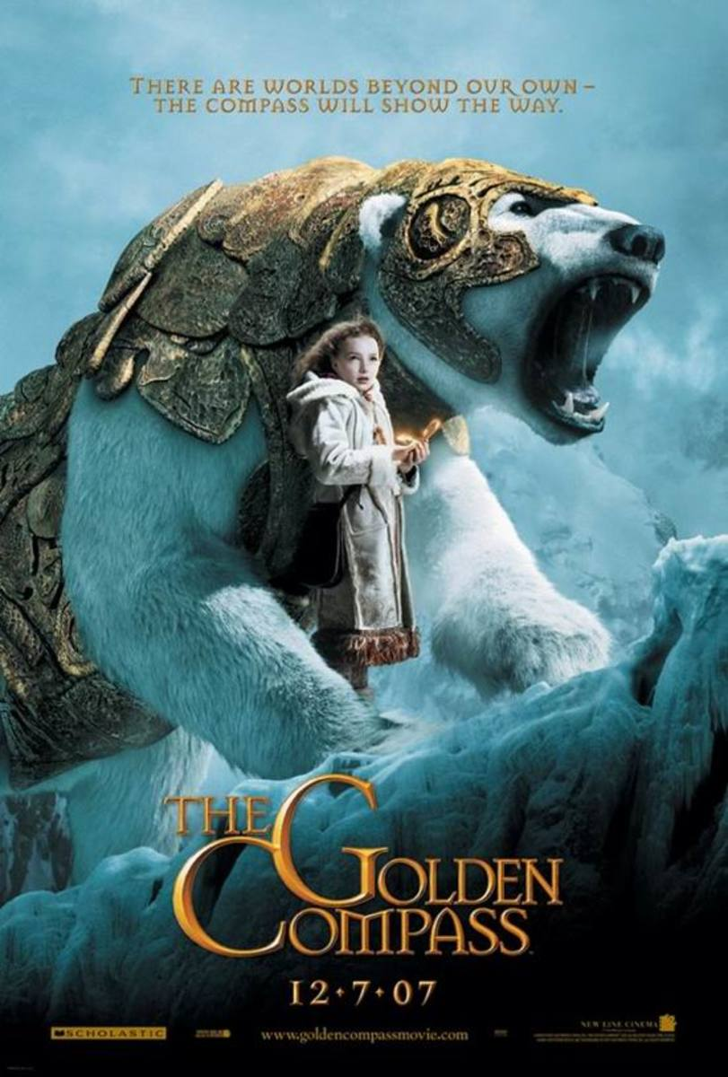 The Golden Compass (2007) poster