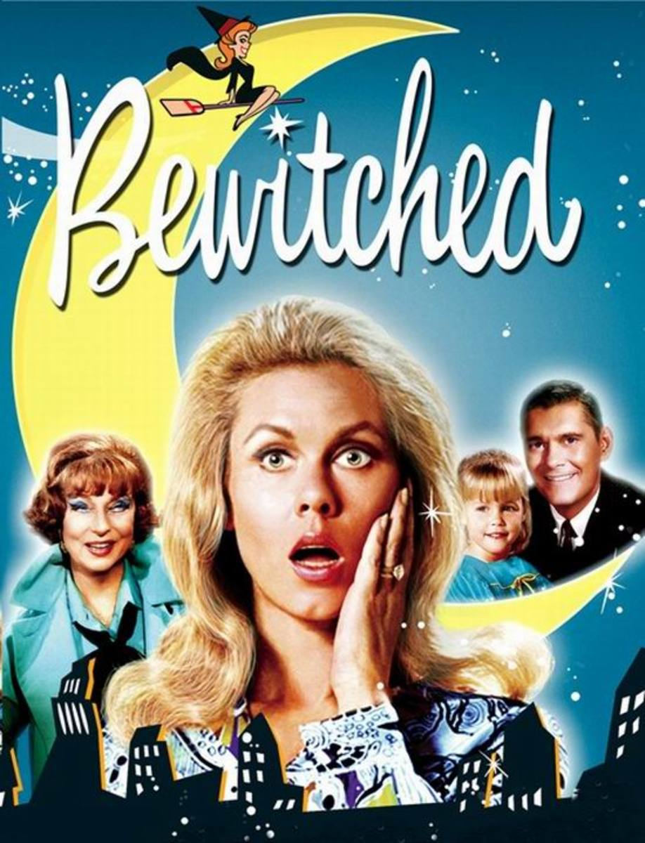Bewitched (5th season) poster