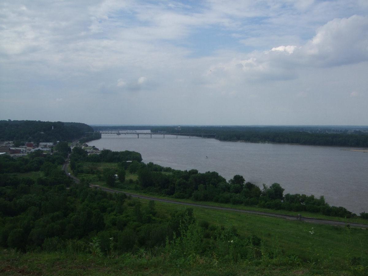 Lover's Leap, Hannibal, Missouri