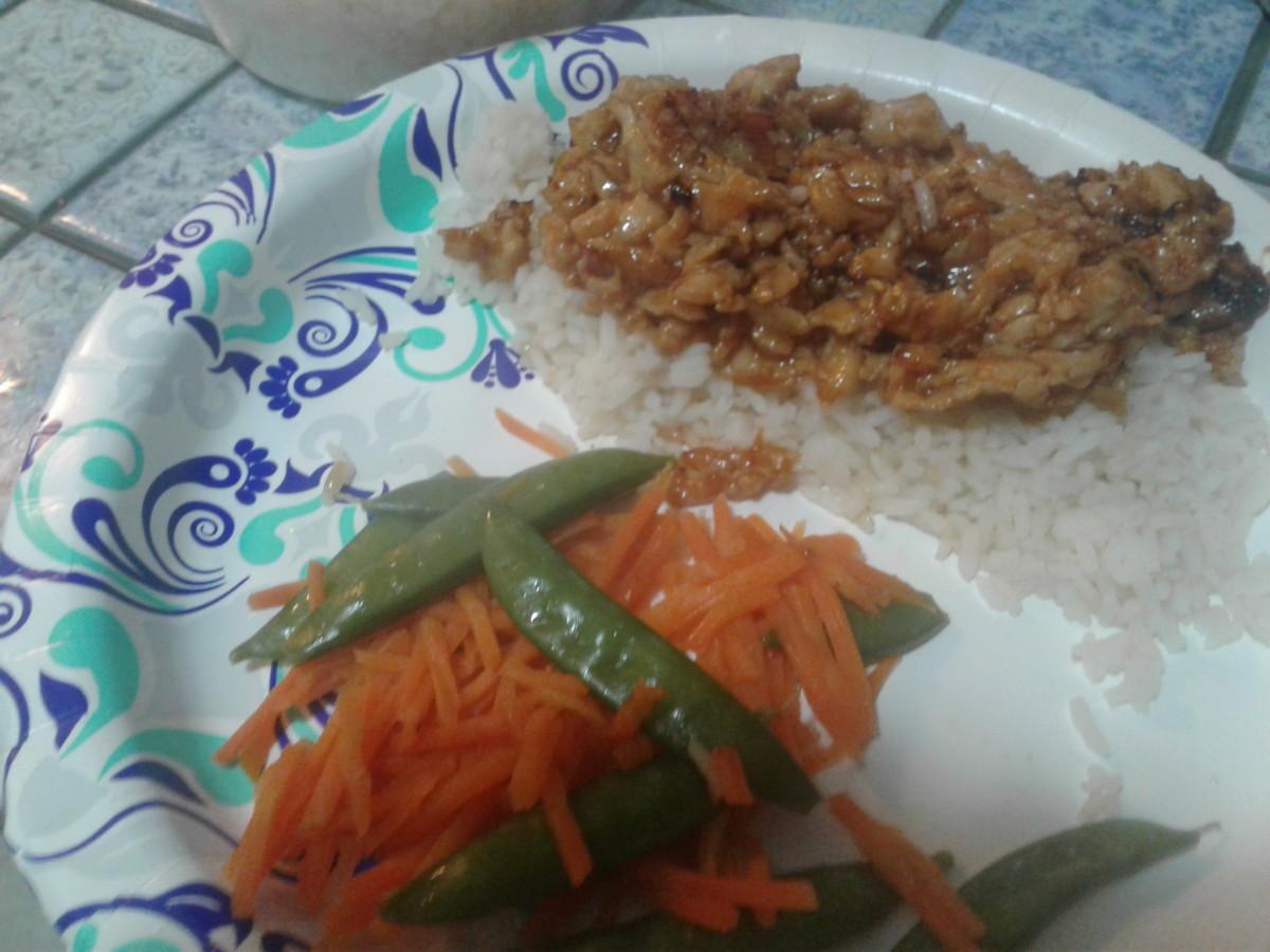 Easy Teriyaki Chicken with Gary's Quick Steak Chicken Breast