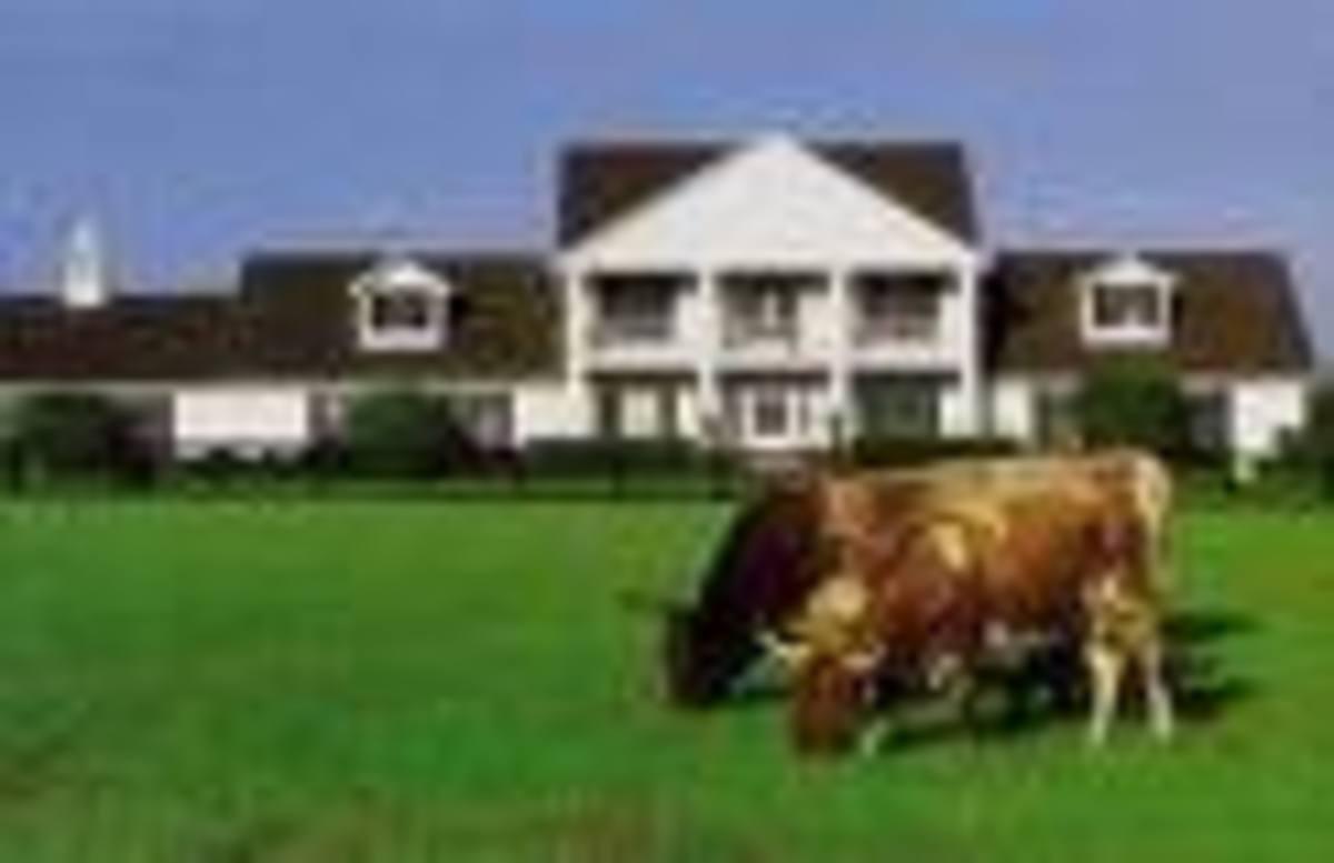 """Southfork Ranch, Plano, Texas...DaDa-DaDa-DaDaDaDaDaDa-DaDaDaDada-Daaa. Theme from """"Dallas"""" TV series and fictional home of J.R. Ewing!"""