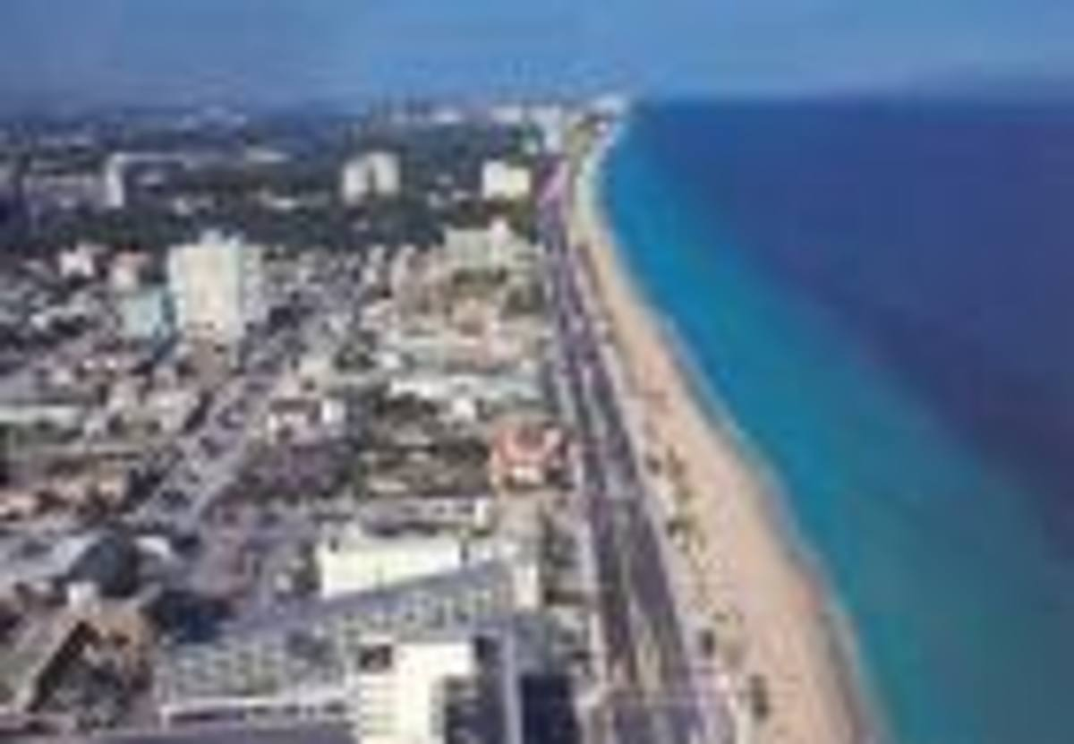 Fort Lauderdale, Florida...best business meeting I ever attended was here for 5 days