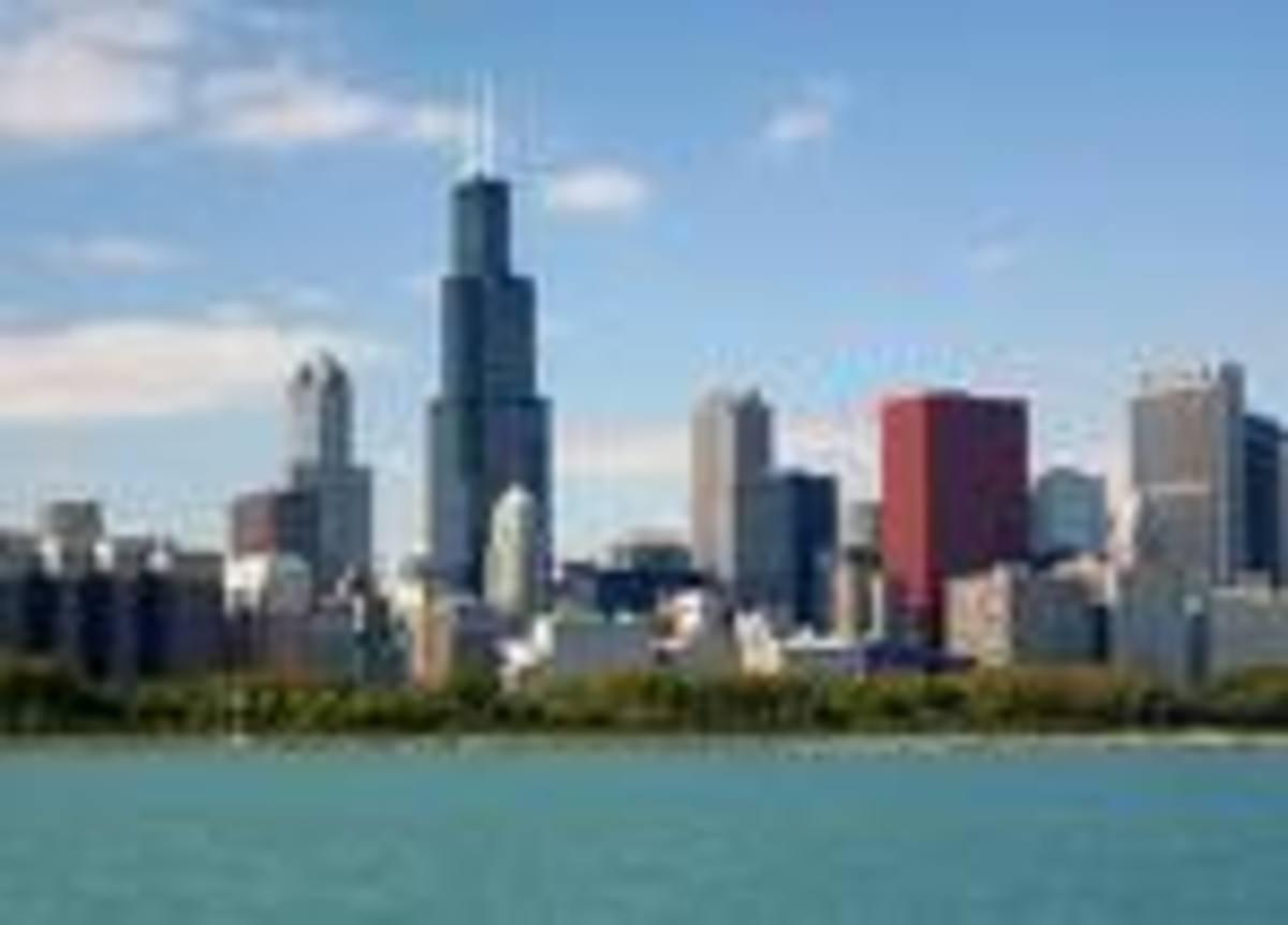 Chicago, Illinois...love the Pizza!