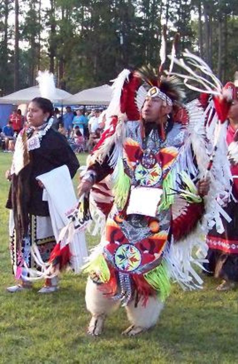 Alabama-Coushatta Tribe Reservation, Near Livingston, Texas