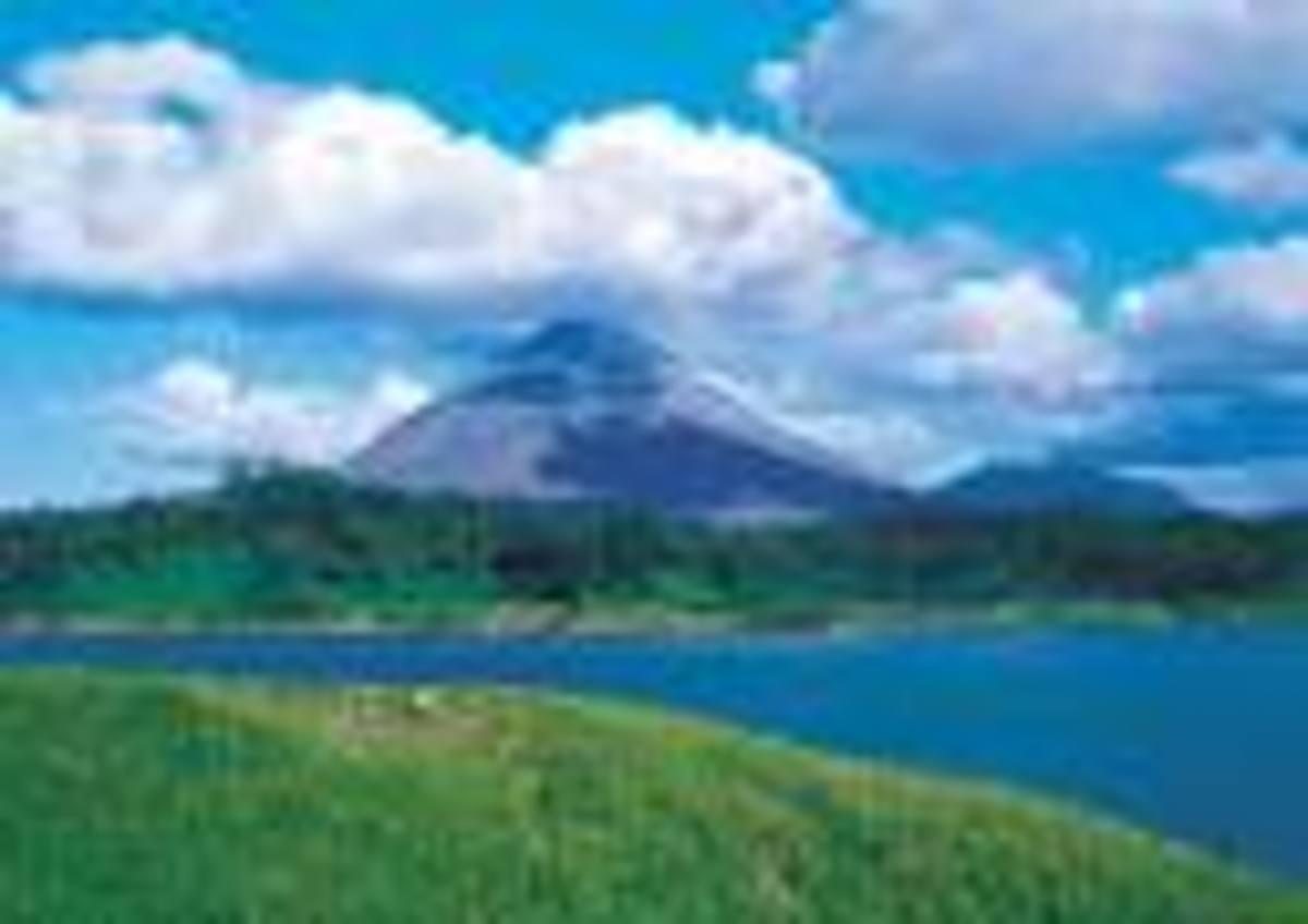Volcano Aresnal, Costa Rica