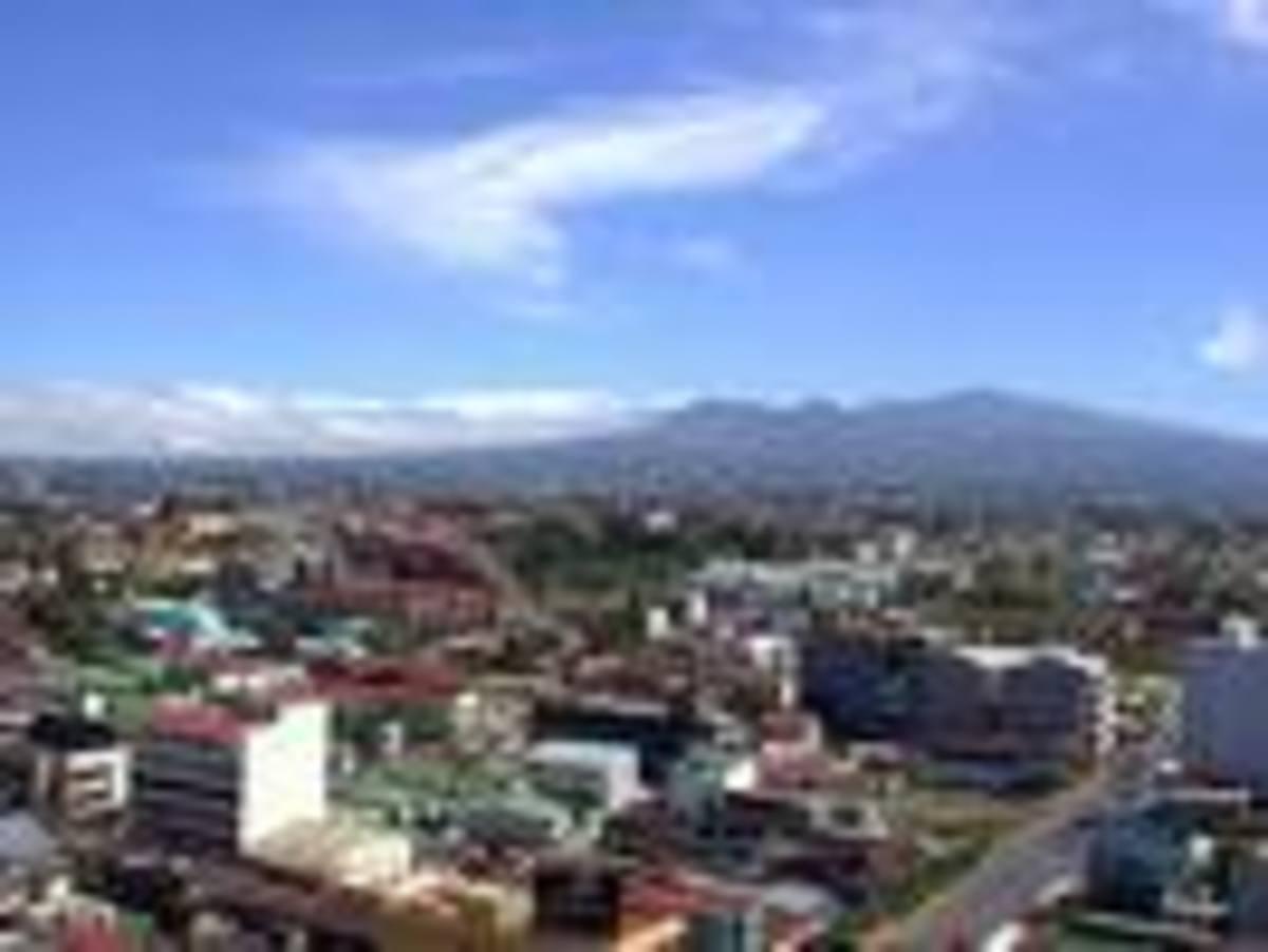 "San Jose, Costa Rica...Pura' Vida...The ""Tico's"" are wonderful people."