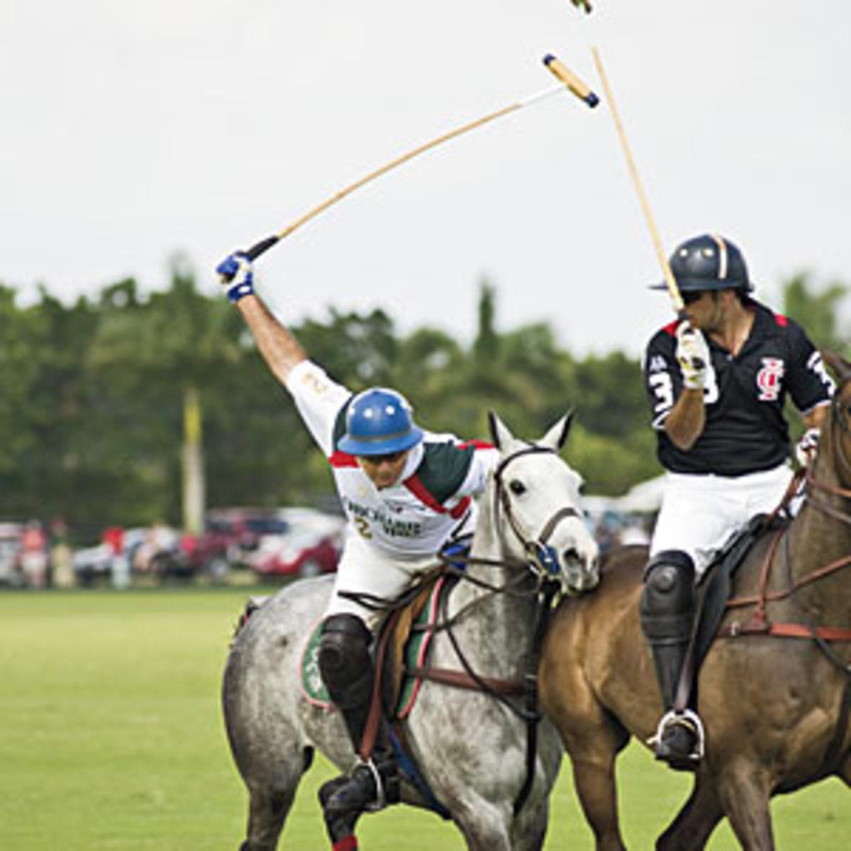 Polo Match, West Palm Beach, Florida