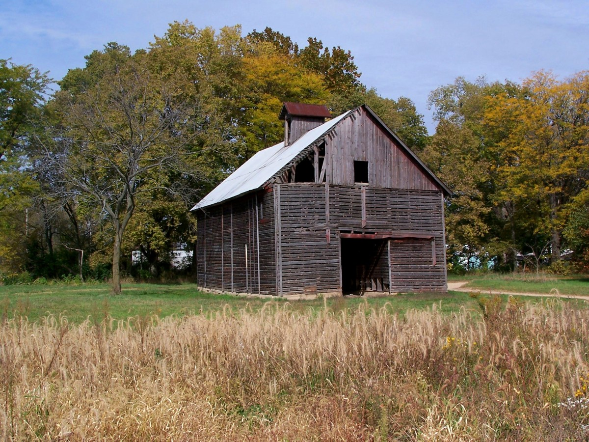 Any great ol' Barn still standing in a field or Roadside, America...or across the Globe.