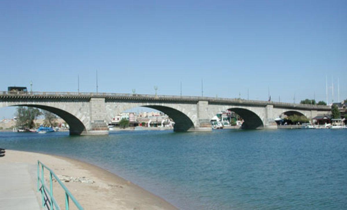 London Bridge, Lake Havasu, Arizona