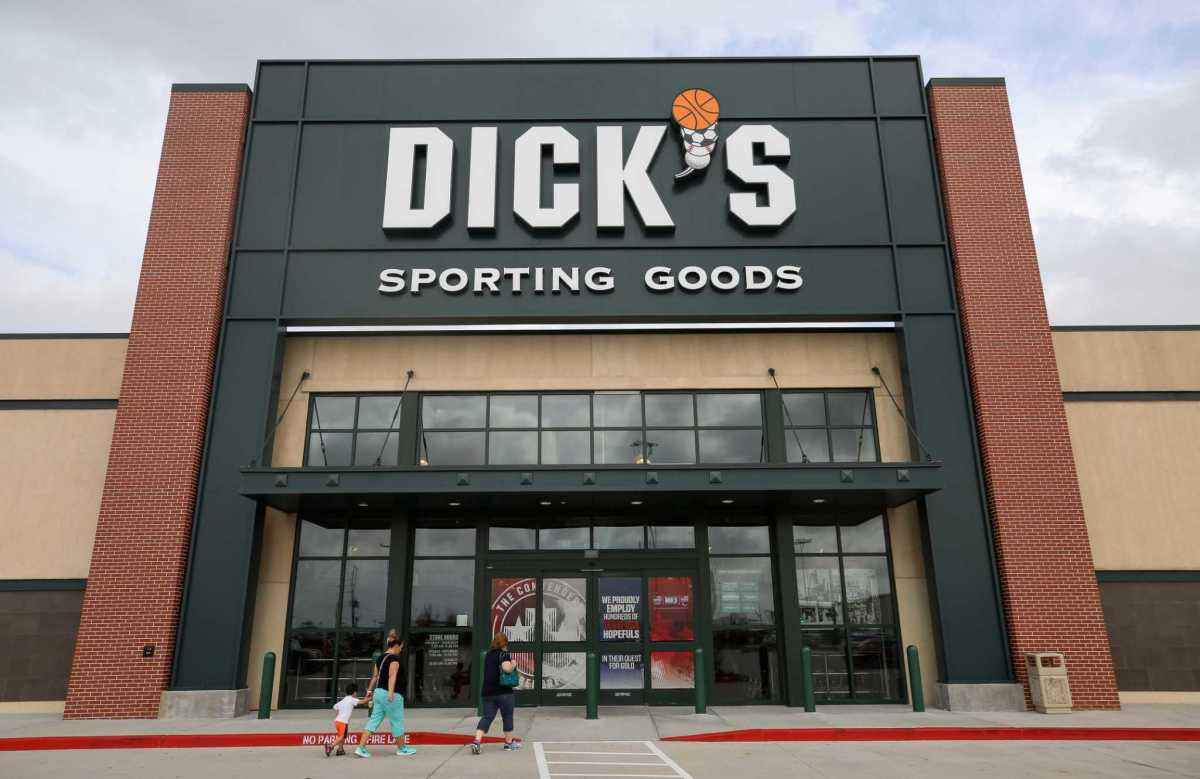 In 1948, Dick's Sporting Goods, the largest sporting goods retailer in the U.S., was founded by Richard Stack. Currently, Dick's operates 854 stores and has over 50,000 employees.