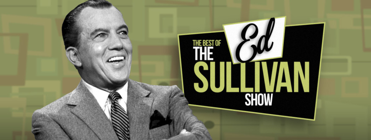 In 1948, The Ed Sullivan Show, a variety series that ran for 11 seasons, premiered on CBS. Some of Ed's frequent guests over the years were Wayne & Shuster, Roberta Peters, and Topo Gigio.