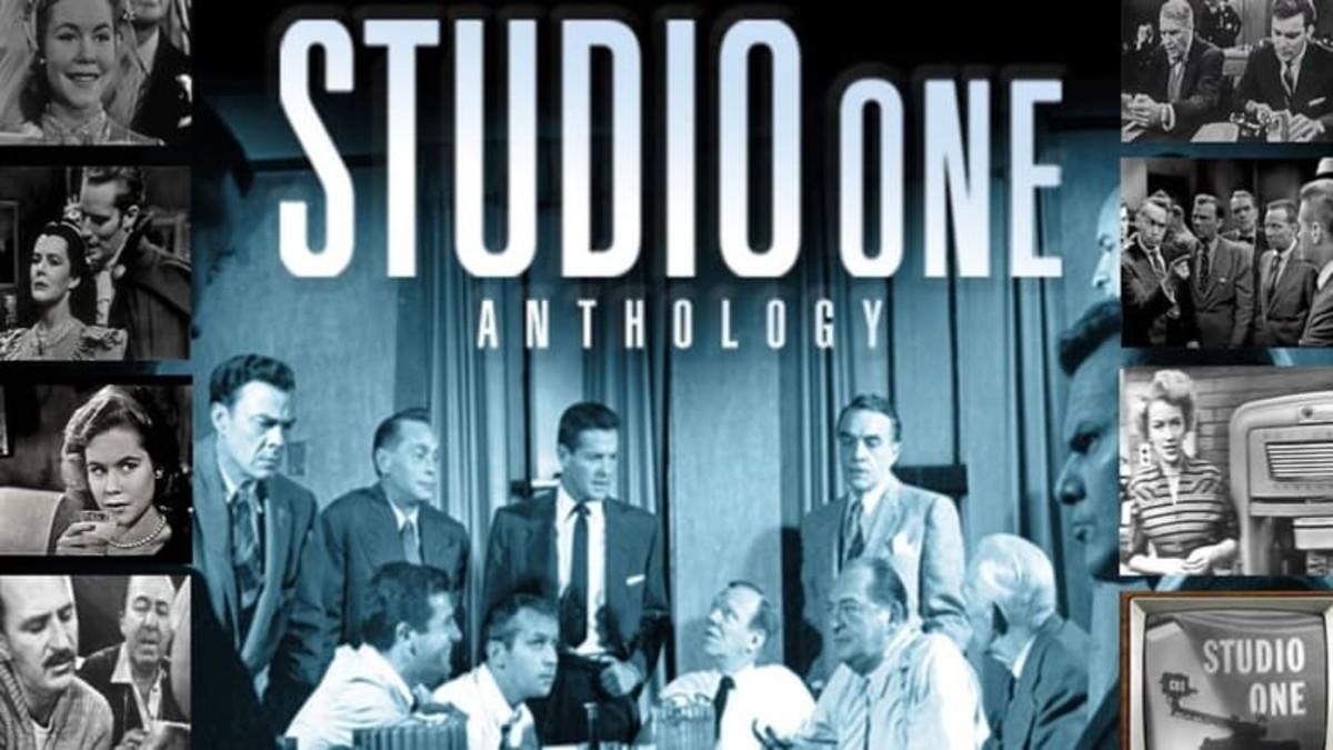 In 1948, Studio One, an anthology series that was sponsored by the Westinghouse Electric Corporation, debuted on CBS.