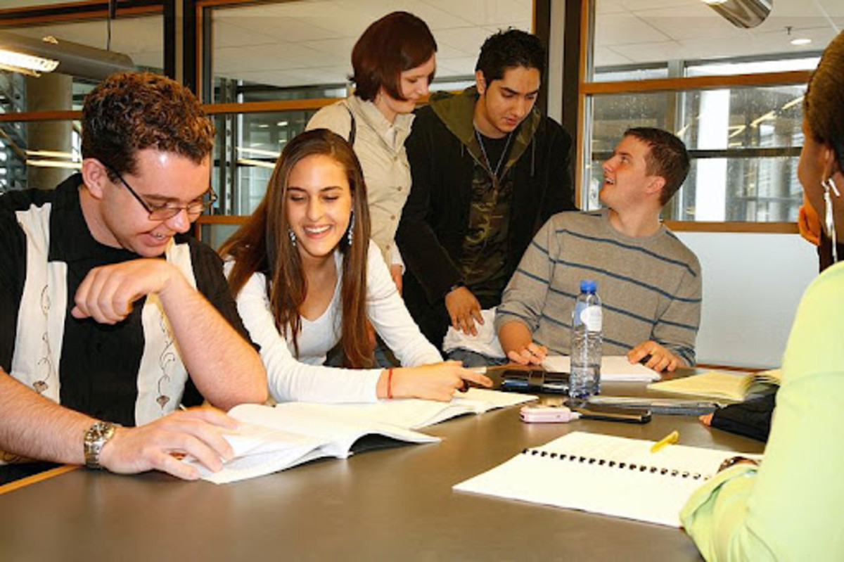 Informal Learning in  a Study Group