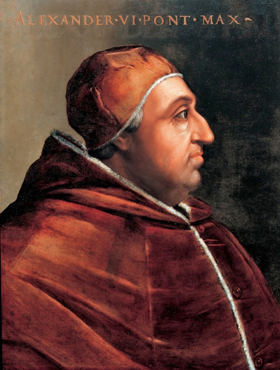 5 of the Most Wicked Popes in History