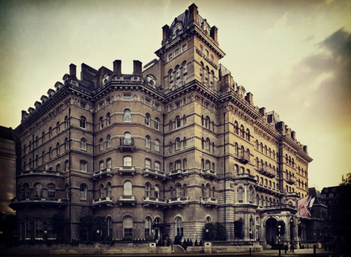 The World's Most Supernatural Hotels Part 1