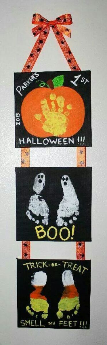 30+ Easy Halloween Crafts for Kids to Make