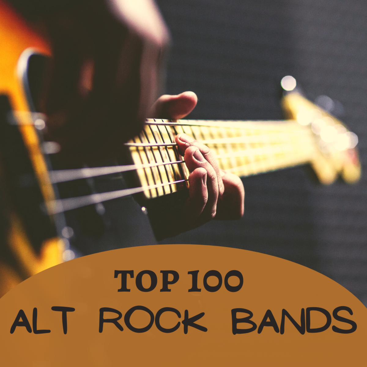 What are the top 100 alternative rock bands? Find out here!
