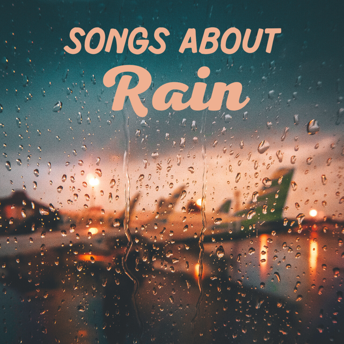 Enjoying a rainy day? Why not listen to a song that suits the mood?