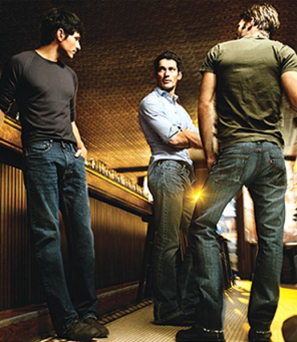 Levi jeans for men