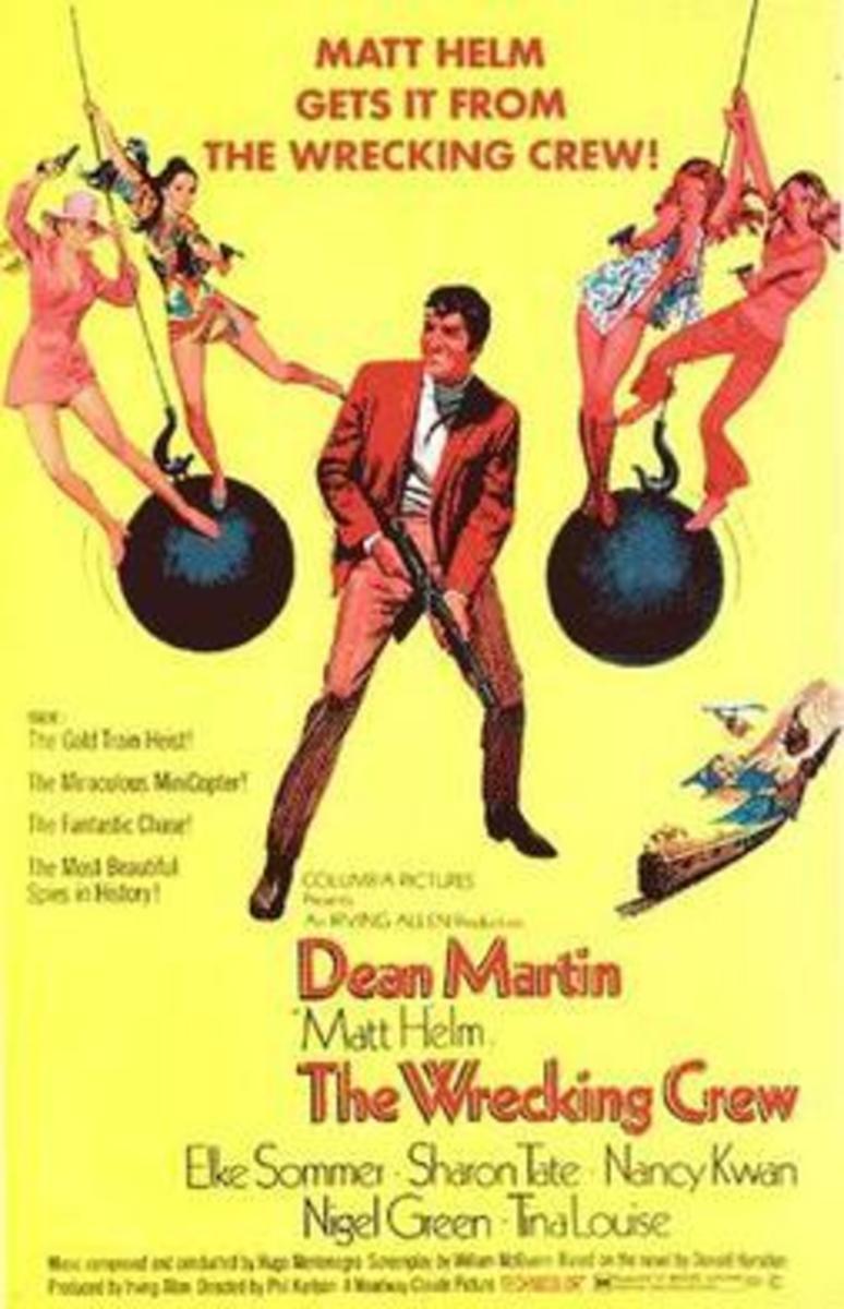 Dean Martin as Matt Helm:  A Spoof Within a Spoof
