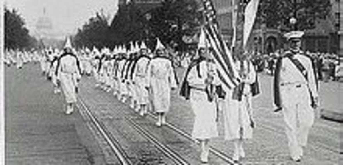 a review of the ku klux klan of the civil war A detailed account of the history of the ku klux klan  at the end of the american civil war radical members of  a former ku klux klansman was convicted.