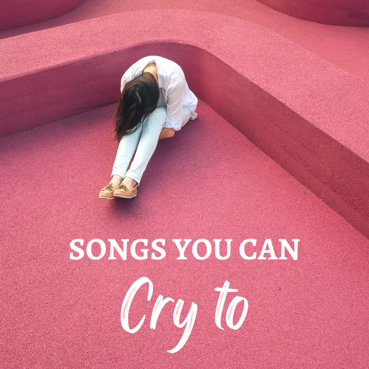 Are you feeling down and looking for music you can cry to? Look no further!