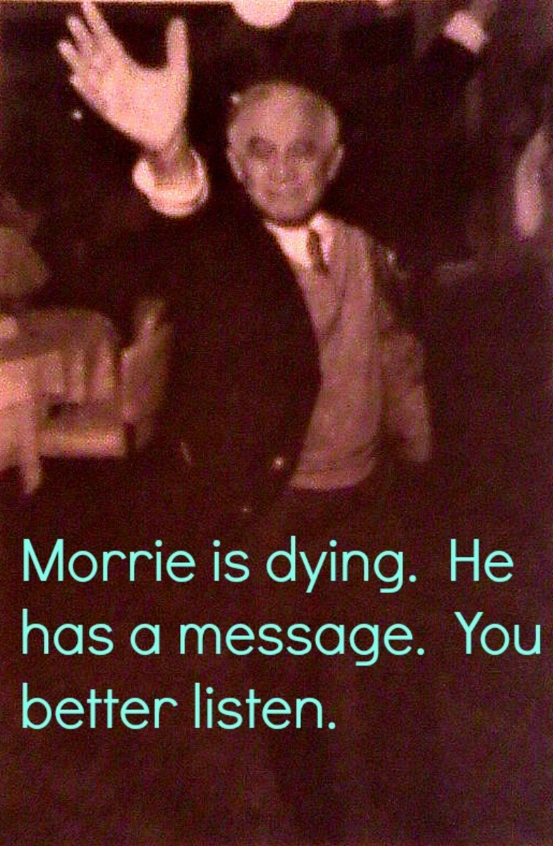 Tuesdays With Morrie : A Book Review