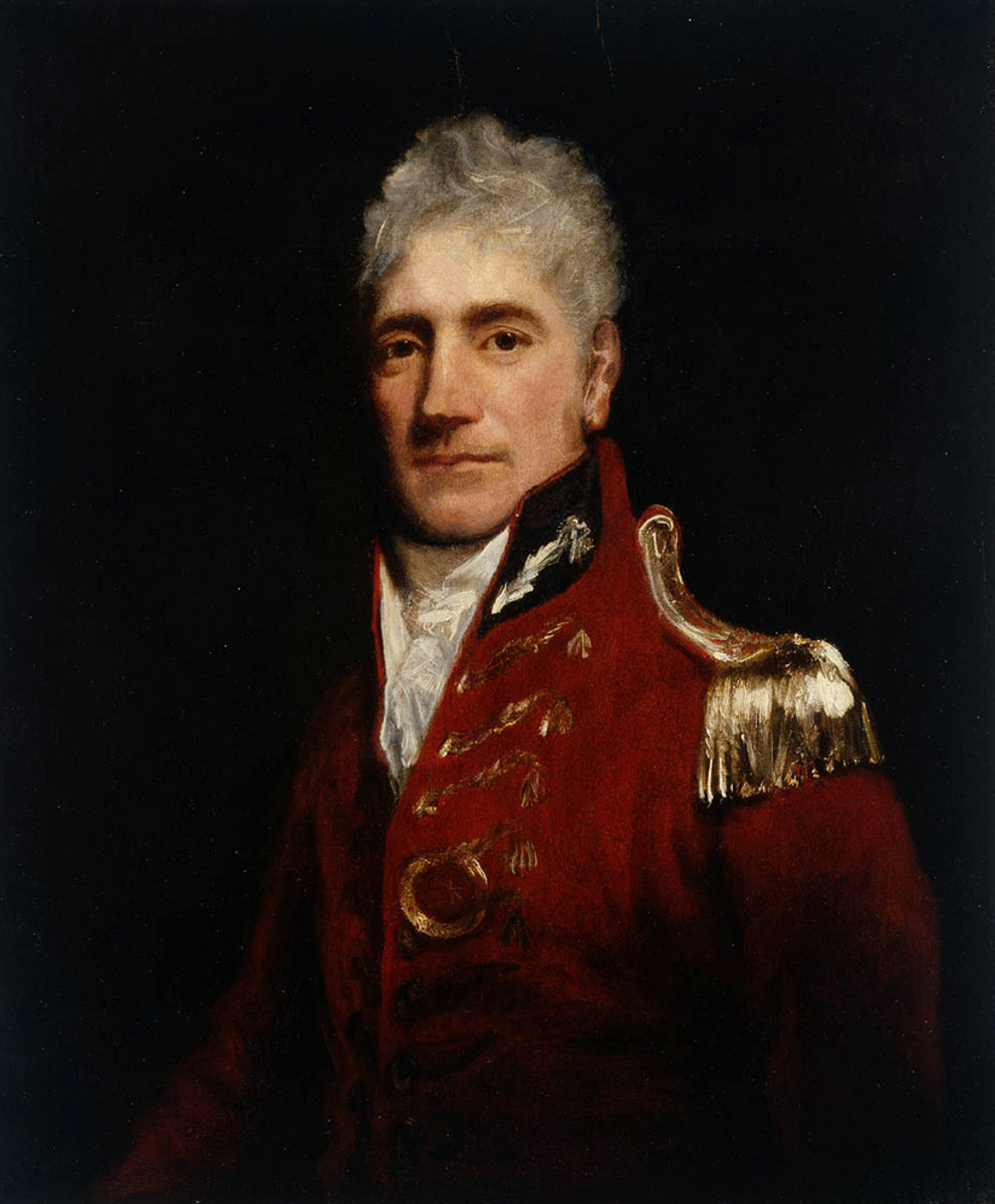 Lachlan McQuarie: By John Opie? - http://acms.sl.nsw.gov.au/item/itemDetailPaged.aspx?itemID=430487, Public Domain, https://commons.wikimedia.org/w/index.php?curid=9016969