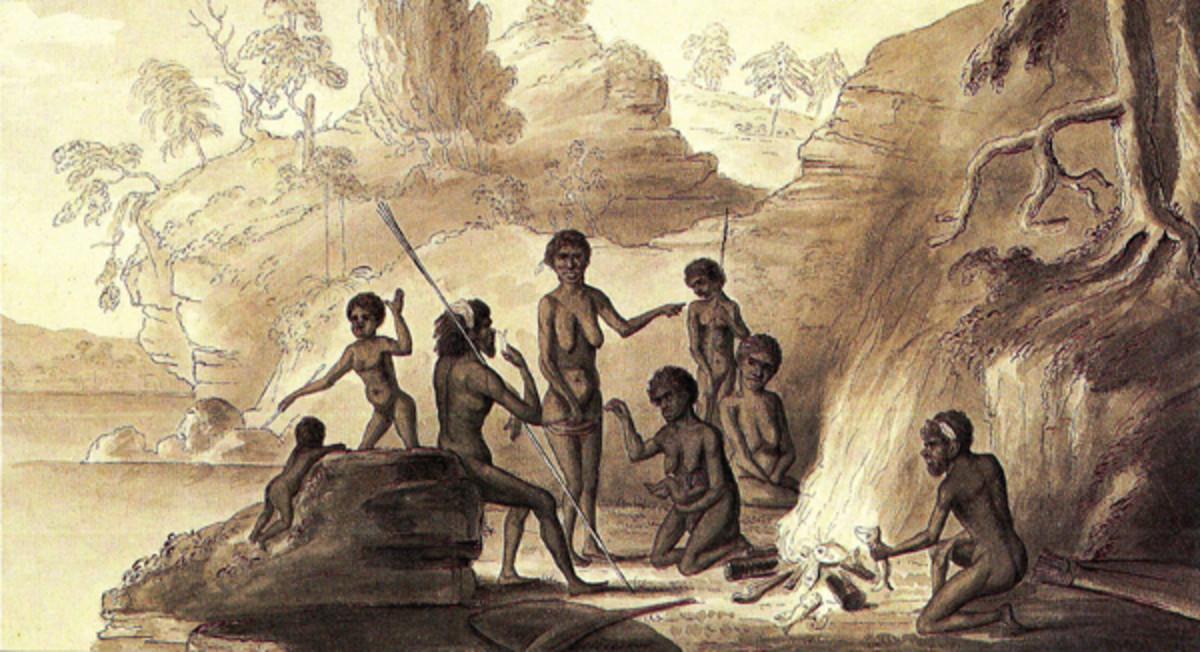Aboriginal Camp