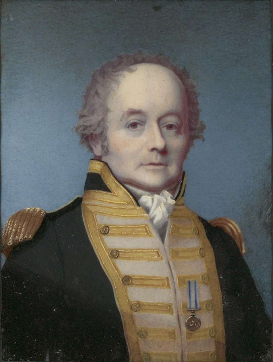 William Bligh: By Alexander Huey - National Library of Australia, Public Domain, https://commons.wikimedia.org/w/index.php?curid=1315858