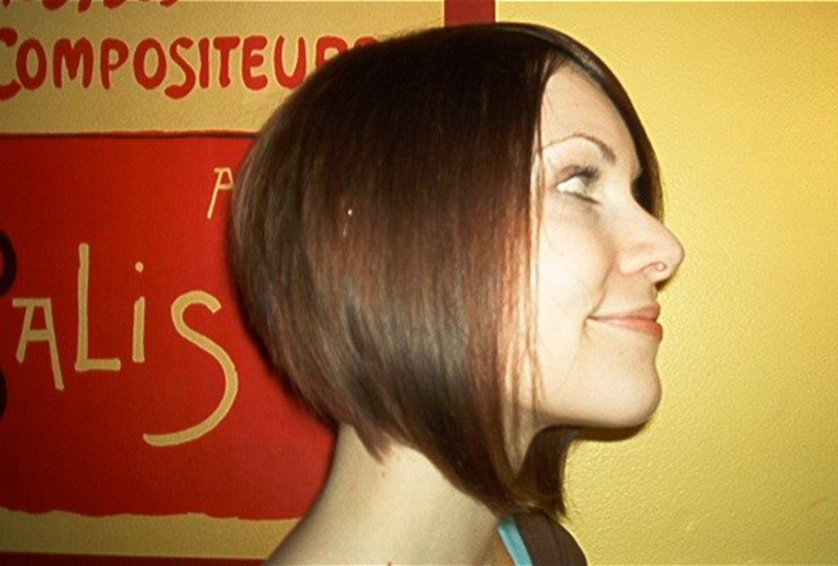 Women Bob Haircut