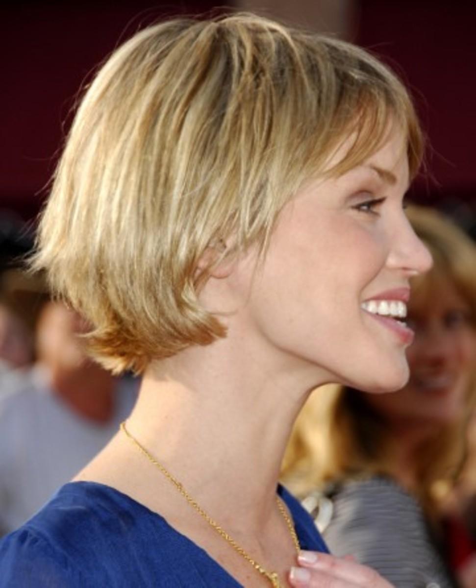 Short Bob Haircut for Women