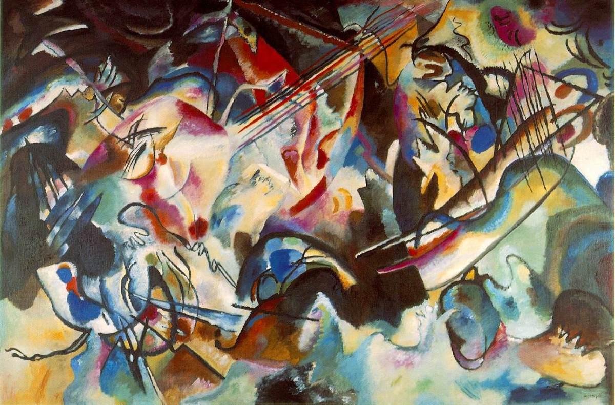 Kandinsky 1913