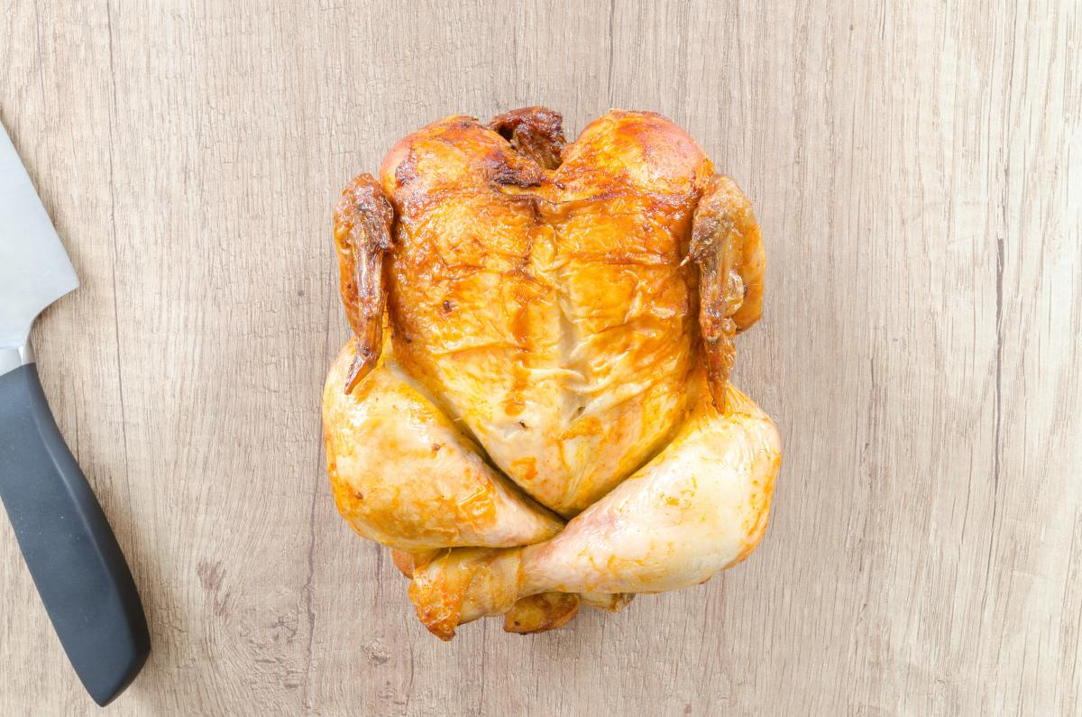 How to Roast a Whole Chicken in the Microwave