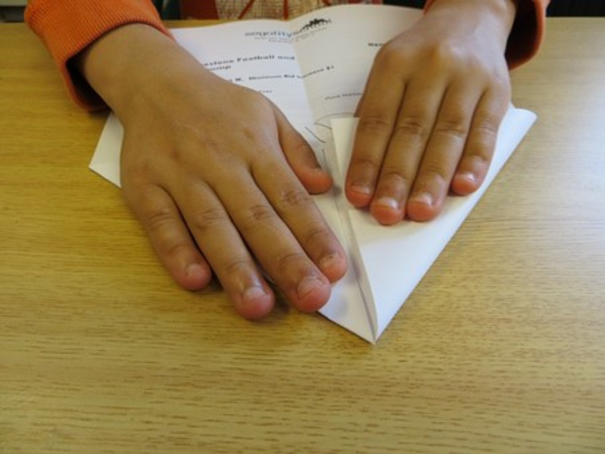 How many times can you fold a sheet of paper?