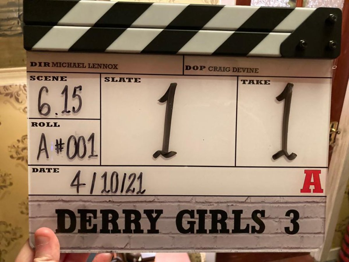 Derry Girls Cast And Season 3