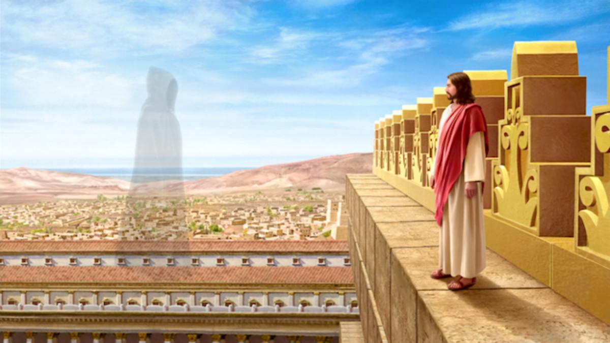 Tempting the Son of God Matthew 4:1-11