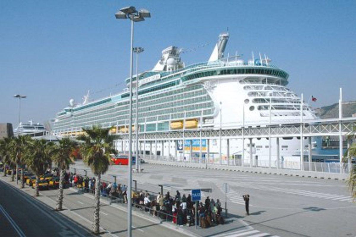Cruise Port of Barcelona