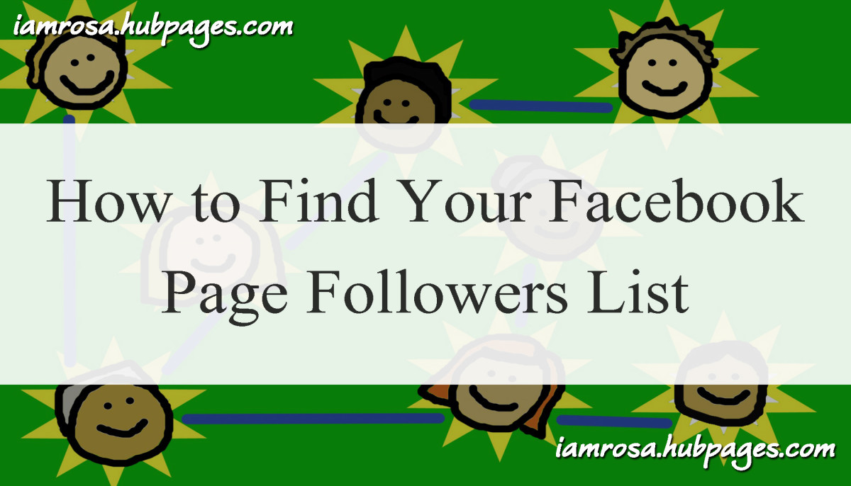 How to Find Your Facebook Page Followers List
