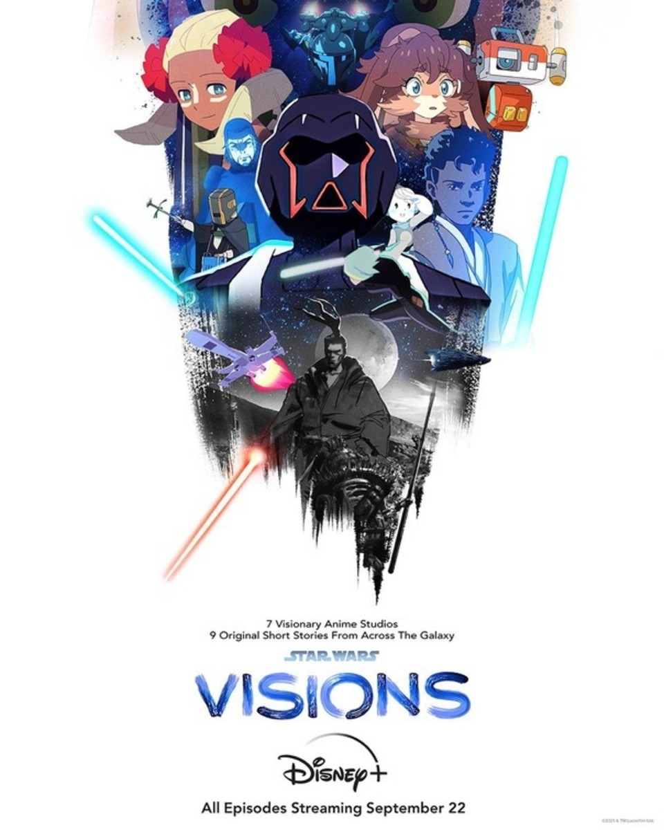 Anime Review: 'Star Wars: Visions' (2021)