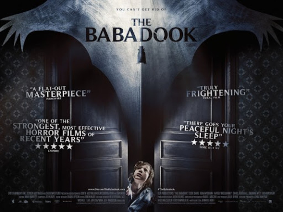 The Babadook Film Review