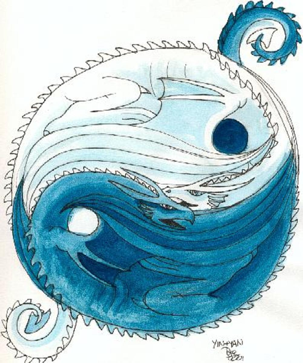 According to Feng Shui, the interaction of Yin nad Yang is very important