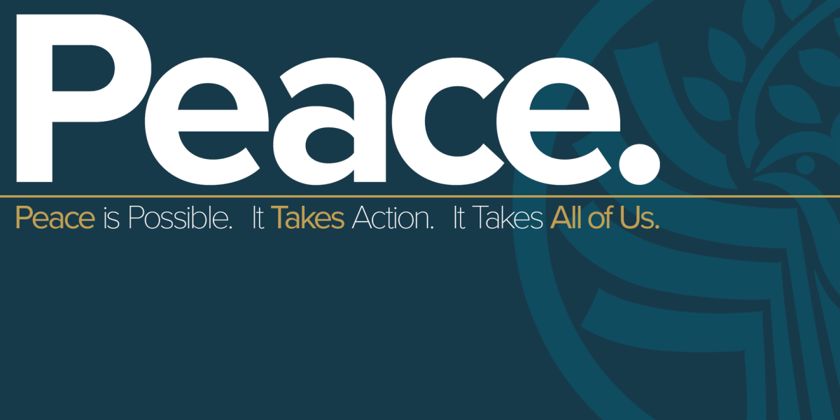 Lets join hands for Peace